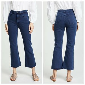 3x1 NYC W5 Empire Crop Flare Jeans